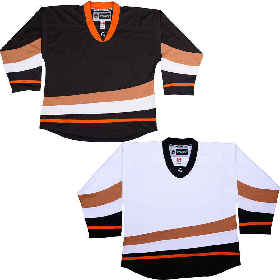 Anaheim Ducks Hockey Jersey - TronX DJ300 Replica Gamewear 03eac74e5