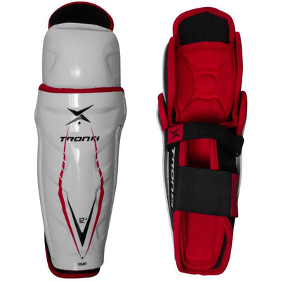 TronX Force Junior Hockey Shin Guards