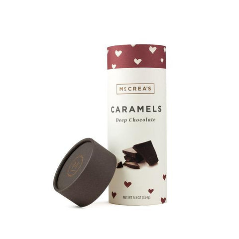 McCreas Caramels - Deep Chocolate