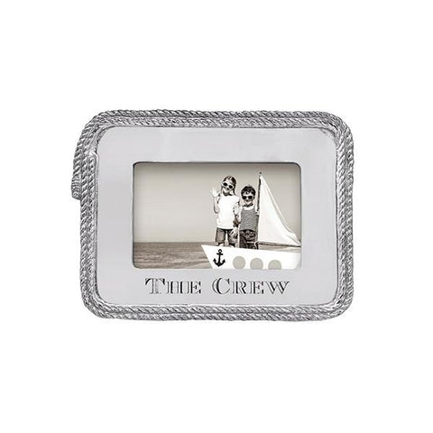 "Mariposa ""The Crew"" 4x6 Rope Frame"