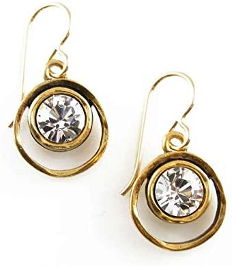 "Patricia Locke ""Skeeball"" Earrings"