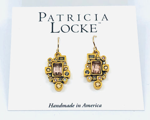 "Patricia Locke ""Come & Go"" Earrings"