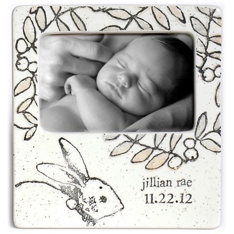 Museware Baby Bunny Photo Frame