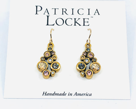 "Patricia Locke ""Lucille"" Earrings"
