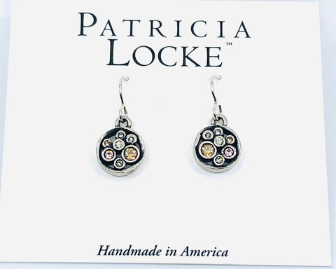 "Patricia Locke ""Bubble Tea"" Earrings"