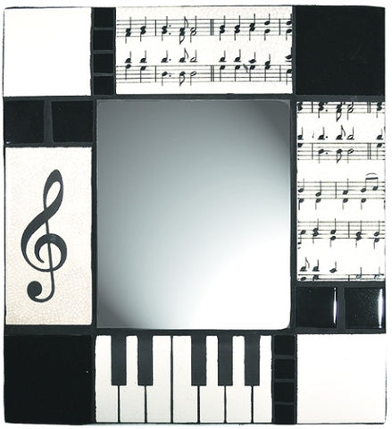 Tile Classical Music Theme Mirror