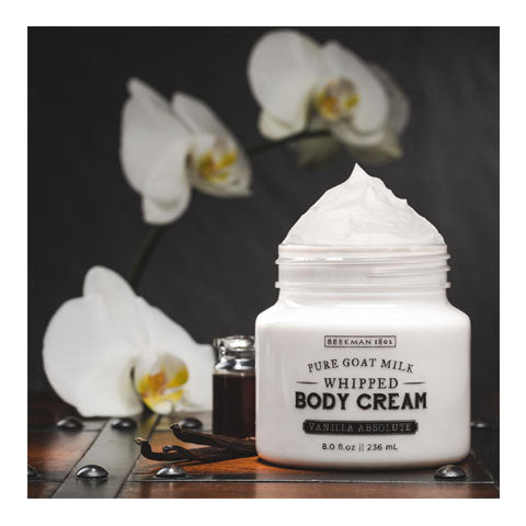 Beekman Vanilla Absolute Whipped Body Cream