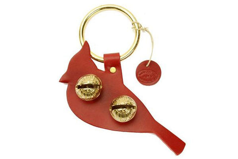 Cardinal Brass Door Hanger