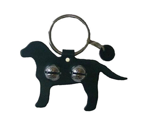 Dog Shaped Brass Bell Hanger