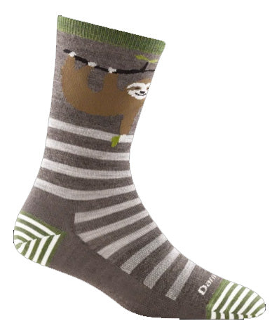 Darn Tough Animal Haus Crew Socks