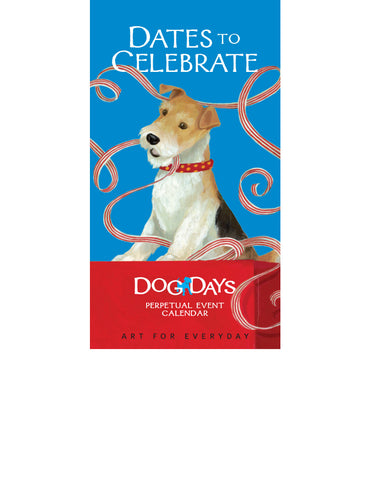 Dog Days Dates to Celebrate Calendar