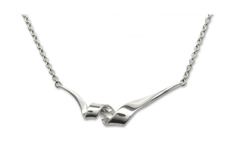 Ed Levin Corkscrew Necklace