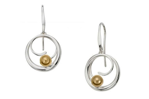 Ed Levin Bindu Dangle Earrings