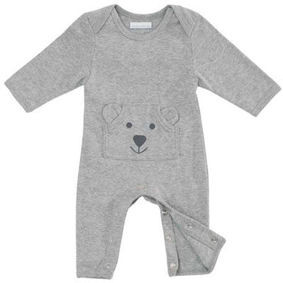 Baby Organic Cotton Coverall