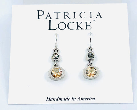 "Patricia Locke ""Bee Bop"" Earrings"