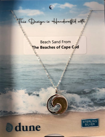 Dune- Beaches of Cape Cod Necklace