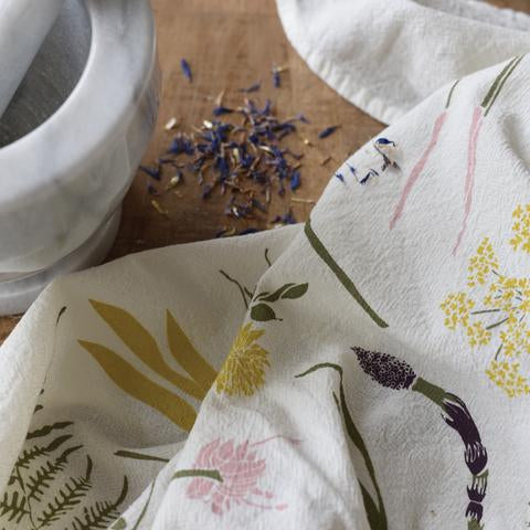 Flour Sack Towel - Found & Foraged