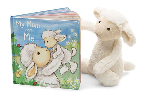 My Mom and Me Board Book