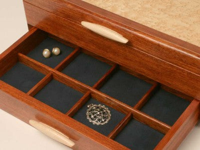 1 Drawer Jewelry Box