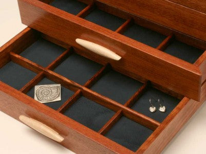 2 Drawer Jewelry Box