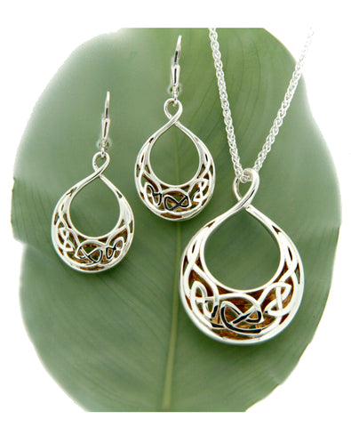 Teardrop Celtic set