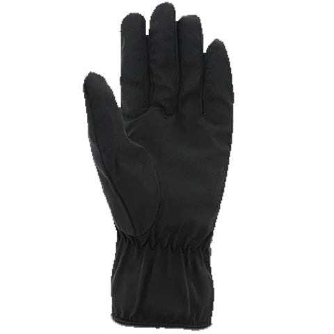 Nylon Buckle Glove - Black