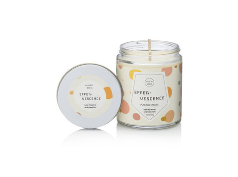 Pure Soy Candles - Effervescence