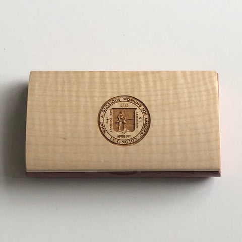 Lexington Engraved Small Box