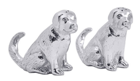 Labrador Salt & Pepper Set