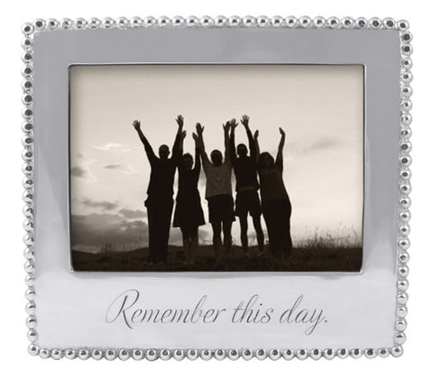 """Remember this Day"" Frame"