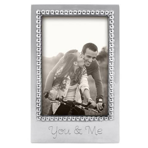 "Mariposa ""You & Me"" 4x6 Frame"