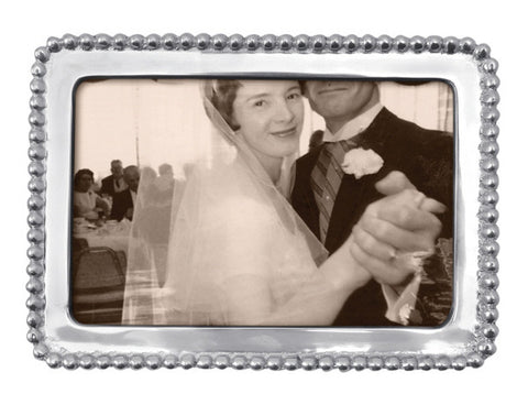 Classic Beaded 4x6 Frame