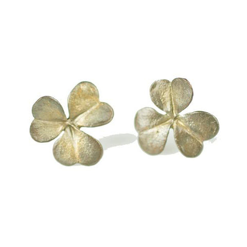 Michael Michaud Clover Earrings