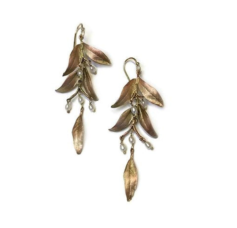 Michael Michaud Tapestry Drop Earrings