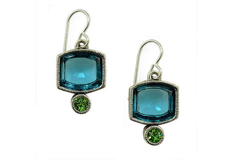 Patricia Locke Marquee Earrings