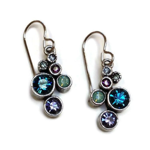 "Patricia Locke ""Splash"" Earrings"