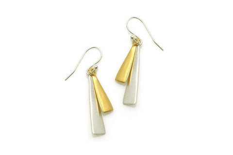 Philippa Roberts 2 Fan Earrings