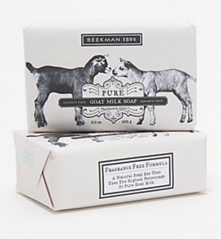 Beekman Pure Goat Milk Soap Bar