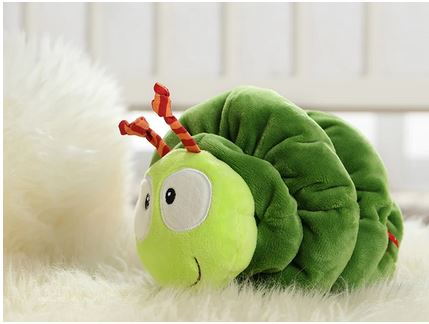 Sigikid Vibrating Caterpillar