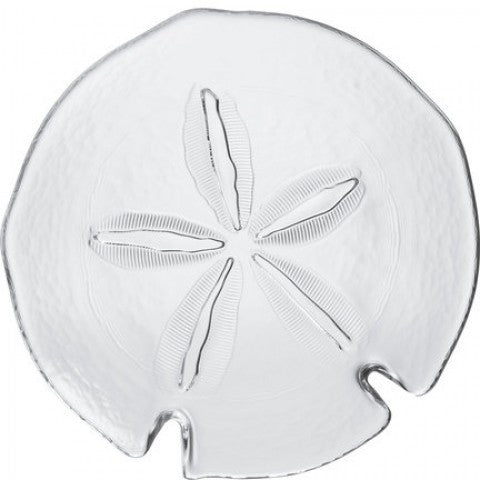 Simon Pearce Sand Dollar Platter