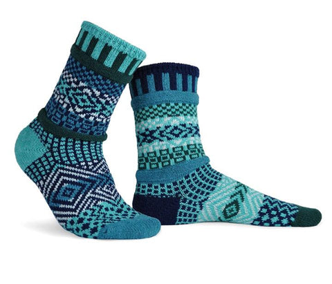 Solmates Evergreen Socks
