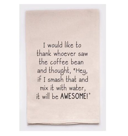 Kitchen Towel Coffee Lovers