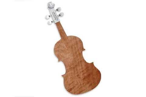Violin Cutting and Serving Board