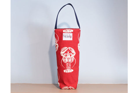 Half-n-the-Bag Lobsters Wine Bag