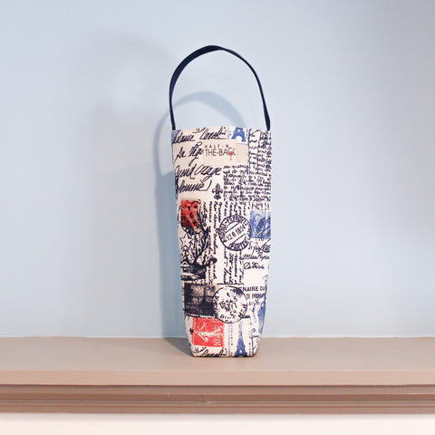 Half-n-the-Bag Passport Wine Bag