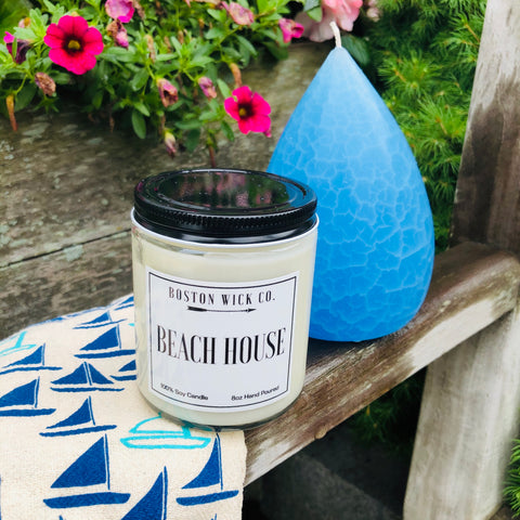Soy Candles - Beach House