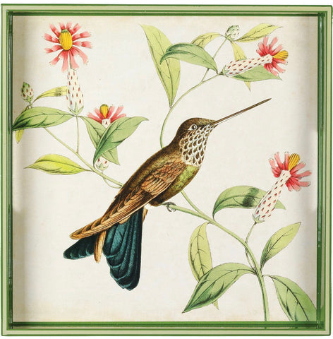 Art Tray - Hummingbird