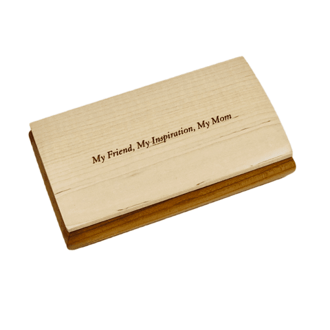 Engraved Quote Box - Mother