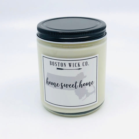 Soy Candles - Home Sweet Home