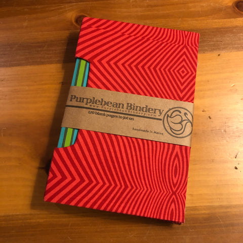 Hand Bound Journal-Sketch Books - Collection II